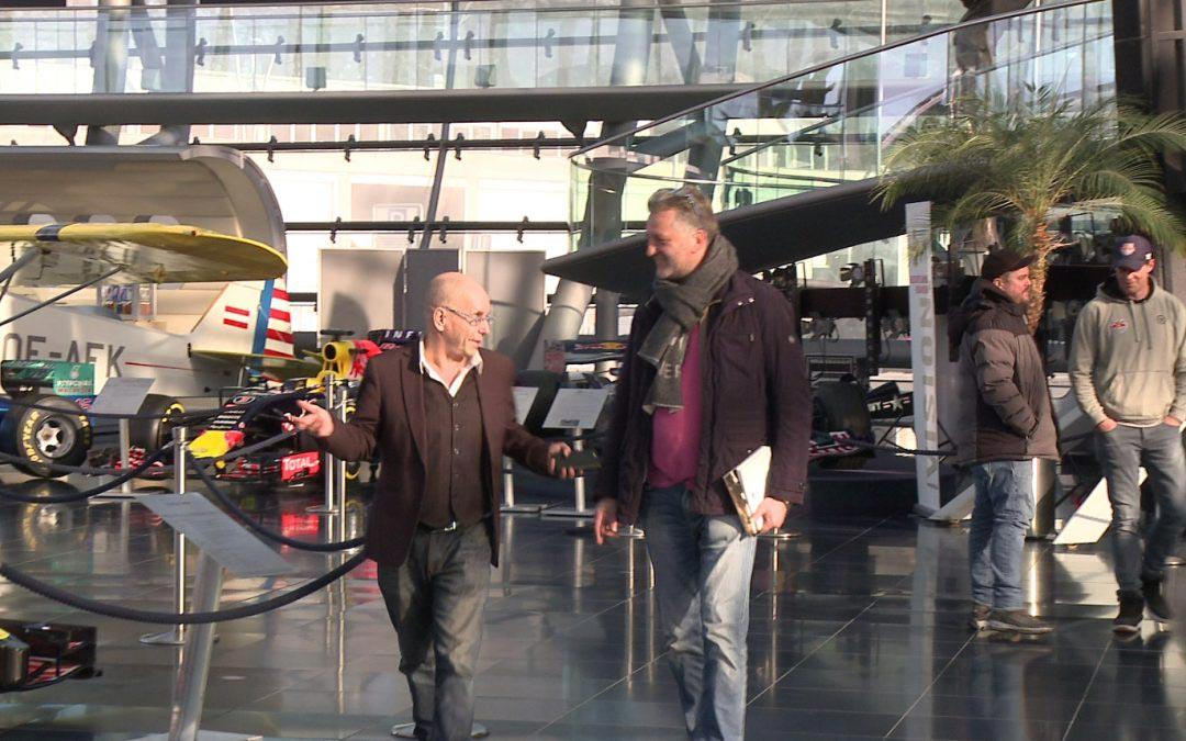 Maitre Olivier zu Besuch in Salzburg